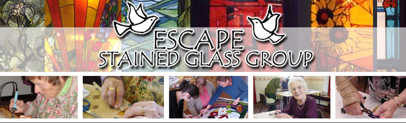 Escape Stained Glass Group